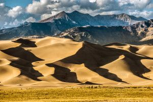 Great Sand Dunes Nationalpark, Colorado
