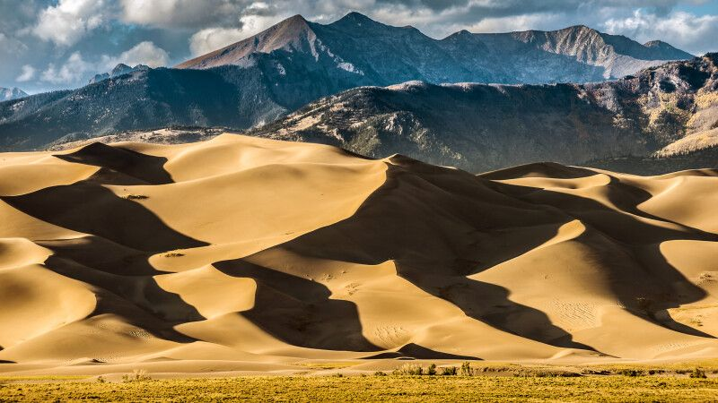 Great Sand Dunes Nationalpark, Colorado © Diamir