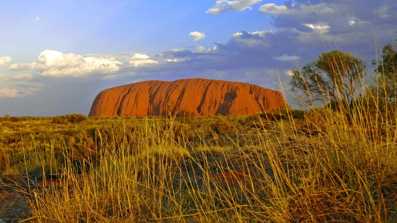 Uluru (Ayers Rock) © Diamir
