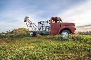 Willkommen in White Cliffs