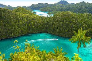 Tropische Inselwelt Raja Ampat