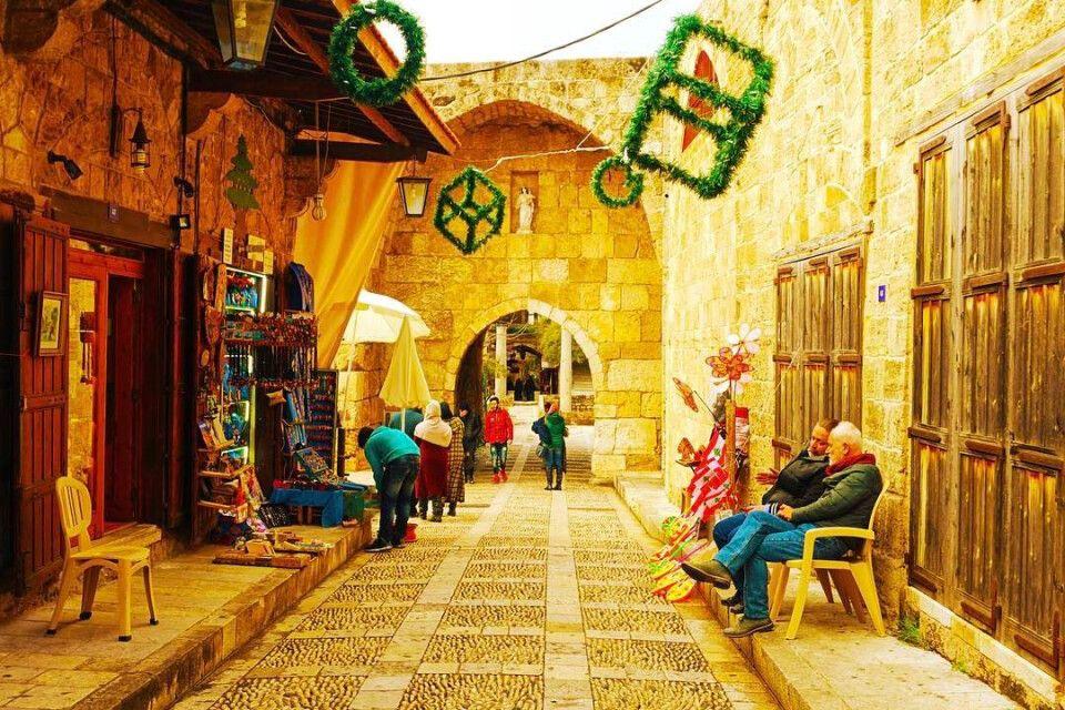 Altstadt von Byblos