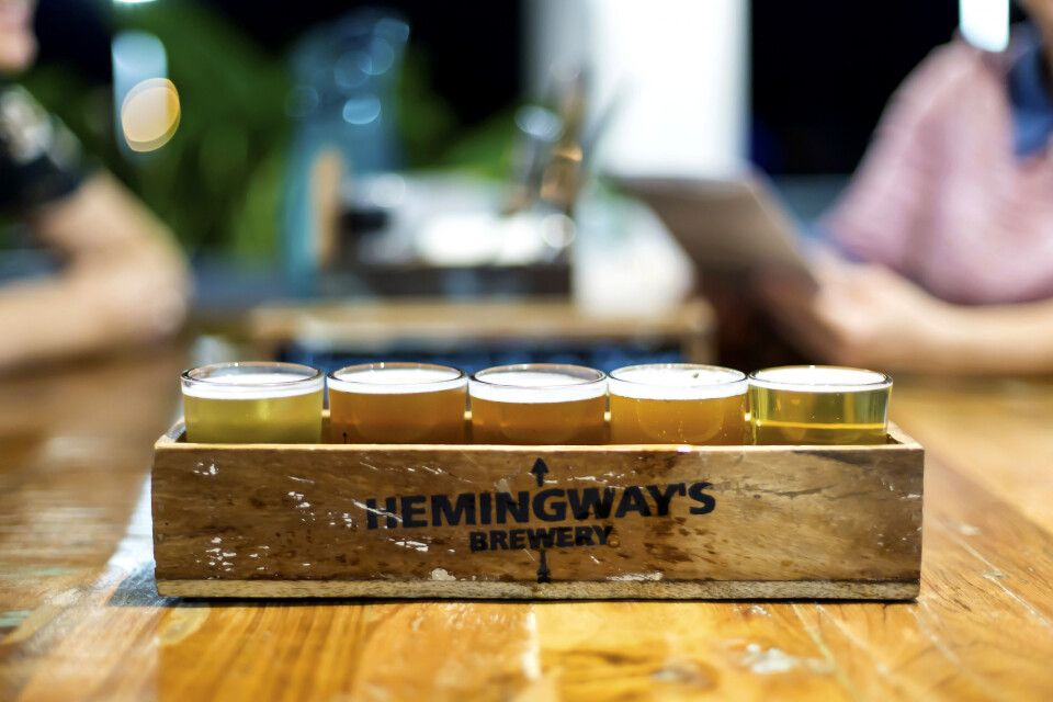 Hemingway's Brewery in Queensland