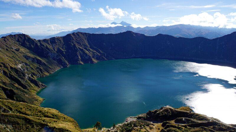 Laguna Quilotoa © Diamir