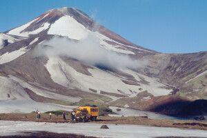 Vulkan Awatschinskij (2750 m)