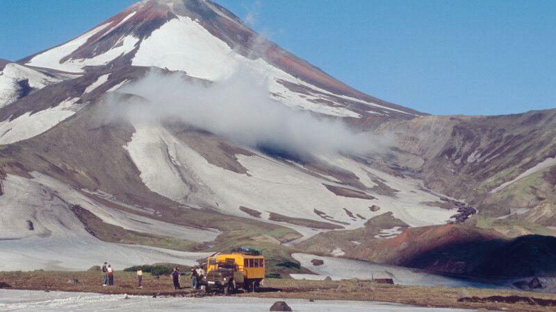 Vulkan Awatschinskij (2750 m) © Diamir