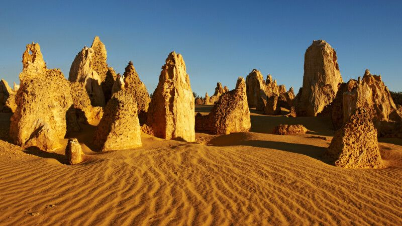 Pinnacles im Naumbung NP © Diamir