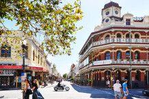 Fremantle Downtown