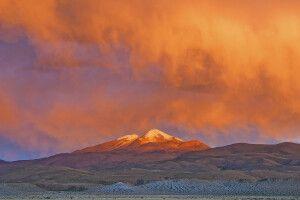 Vulkan Uturuncu (6008 m)