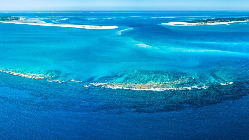 Two Mile Reef, Bazaruto-Archipel © Diamir