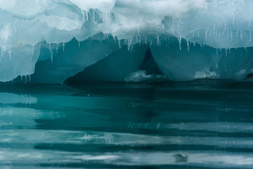 Eisberg-Details
