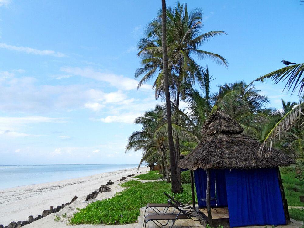 Strandfeeling auf Sansibar
