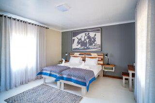 Damara Mopane Lodge, Zimmerbeispiel