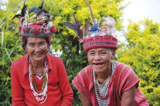 Die Angehörigen der Ethnie der Ifugao leben in den schwer zugänglichen Philippinischen Kordilleren auf Nord-Luzon.