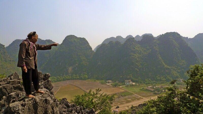 Blick über Hoa Lu © Diamir