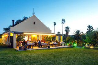 De Denne Guesthouse Oudtshoorn Ma Belle-Restaurant