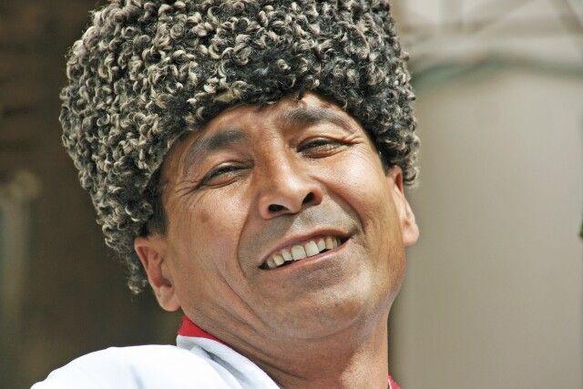 Portrait Usbeke