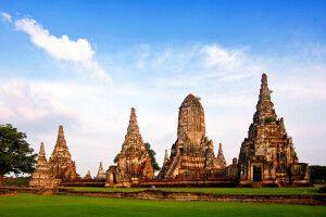 Historischer Park Ayutthaya