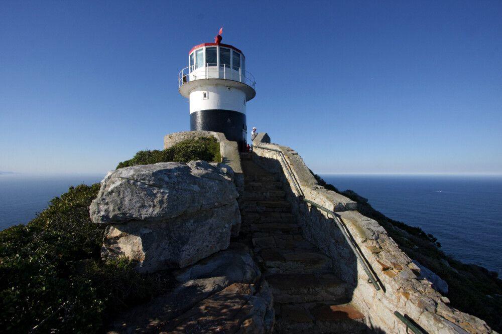 Leuchtturm am Kap