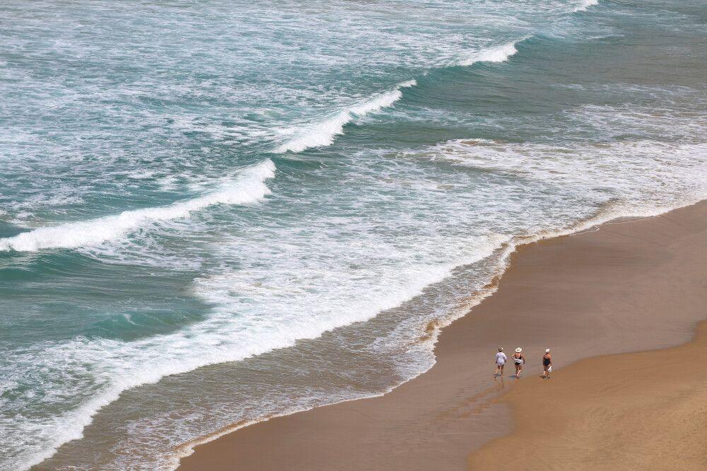 Strand an der Garden-Route