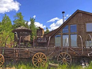 Pitkin Ghost Town, Colorado