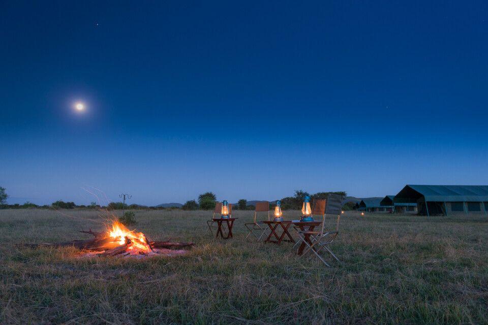 Serengeti View Camp
