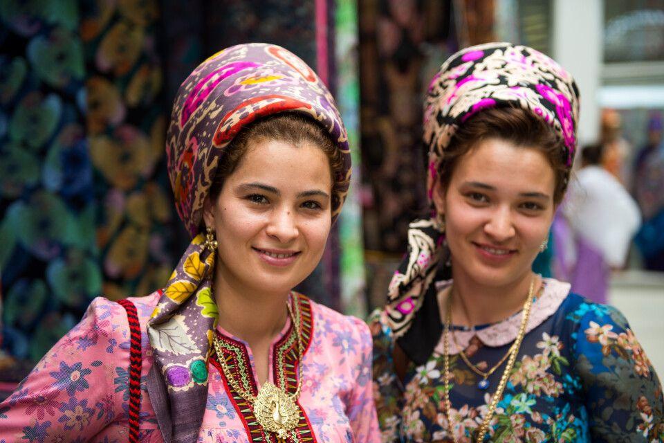 Begegnung in Turkmenistan