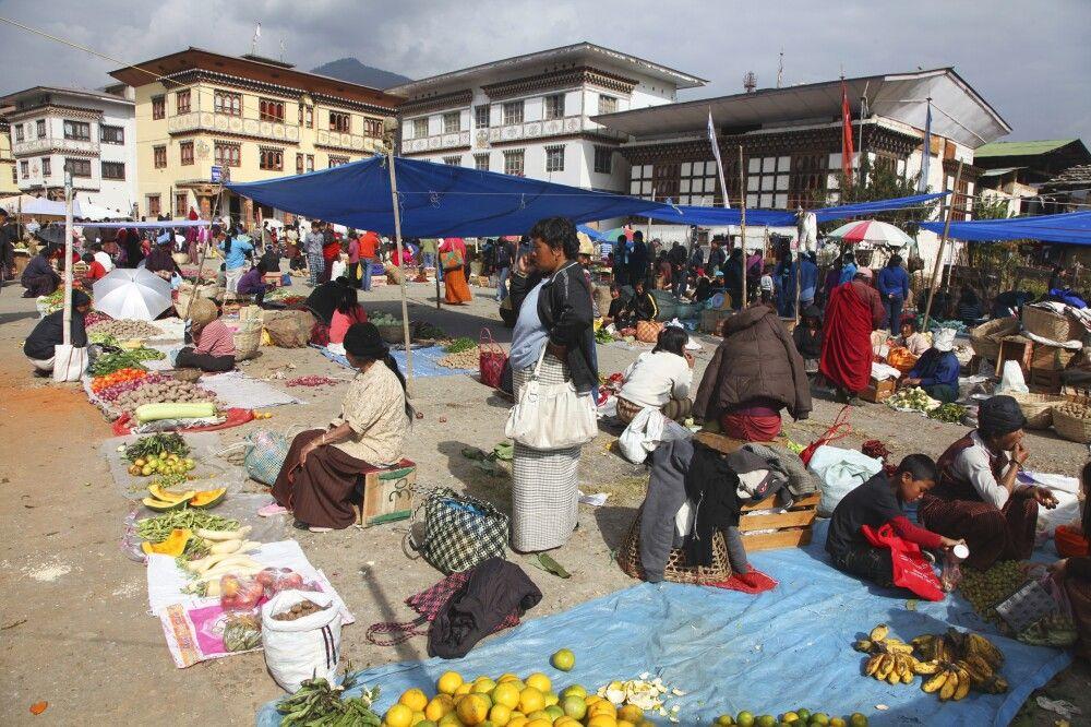 Markt in Paro