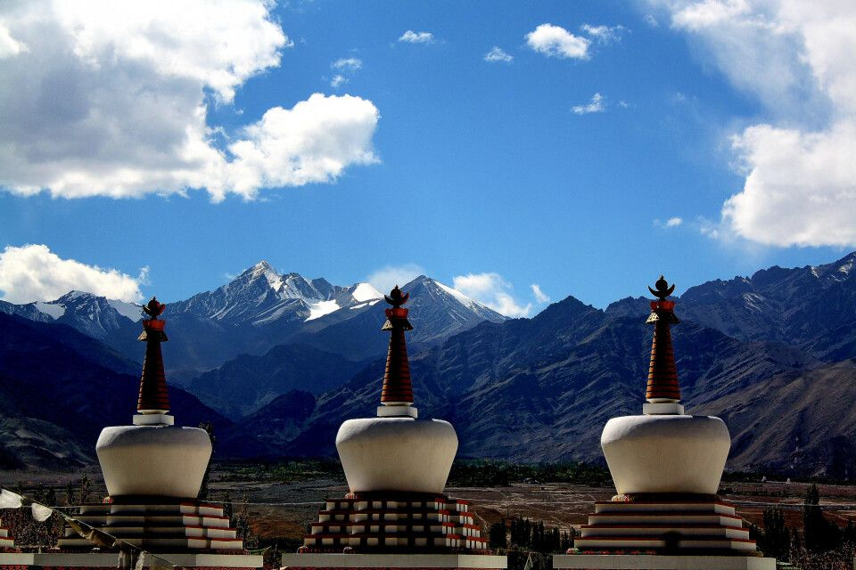 Auf dem Weg zum Hemis-Kloster, Ladakh