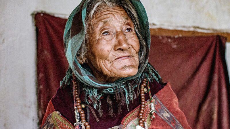 Ladakhi Frau © Diamir