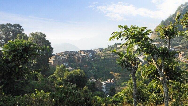 Bandipur im saftig grünen Mittelgebirge © Diamir