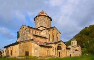 Klosteranlage Georgien