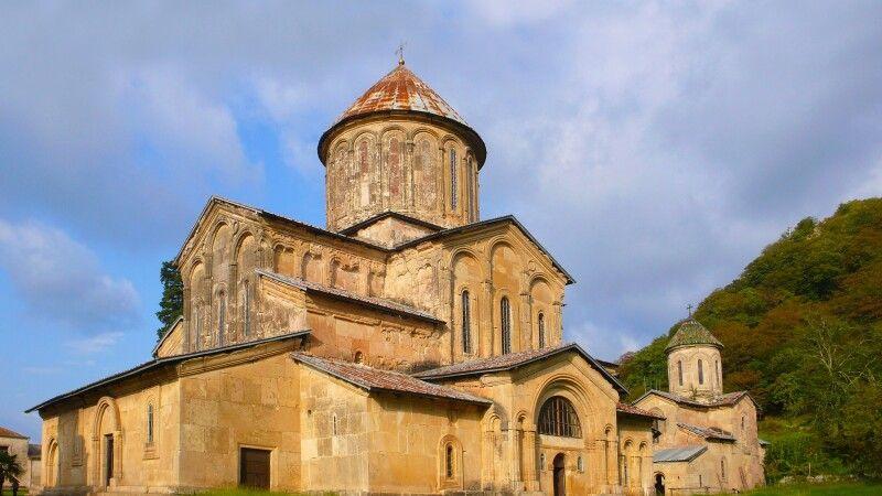 Klosteranlage Gelati, unweit von Kutaissi © Diamir