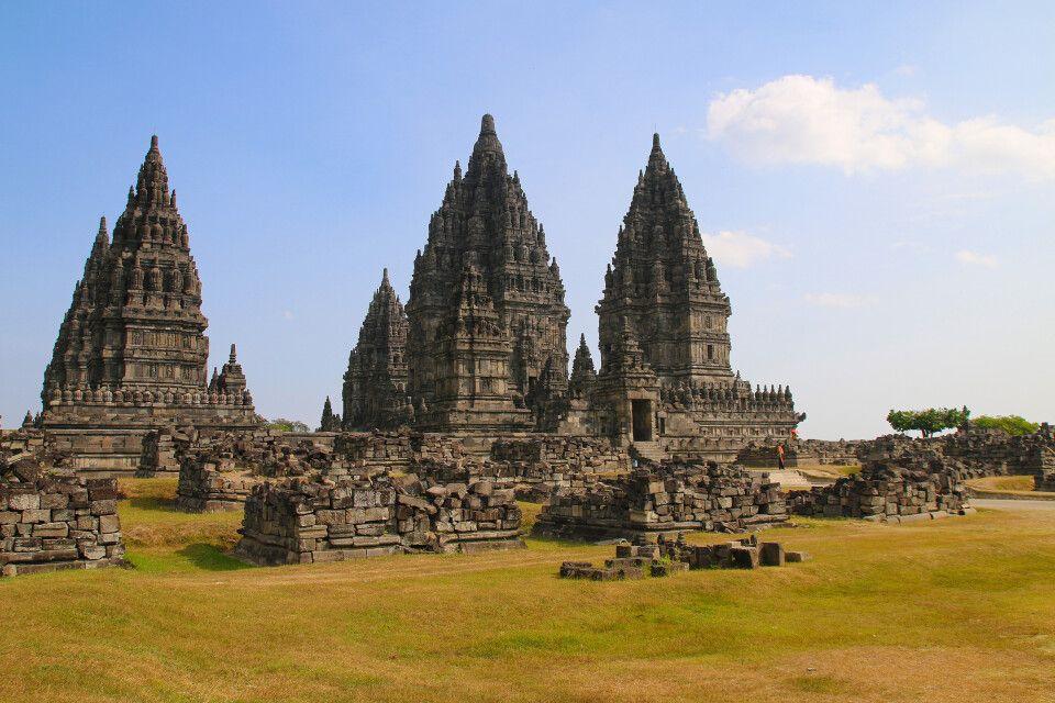 Tempel von Prambanan