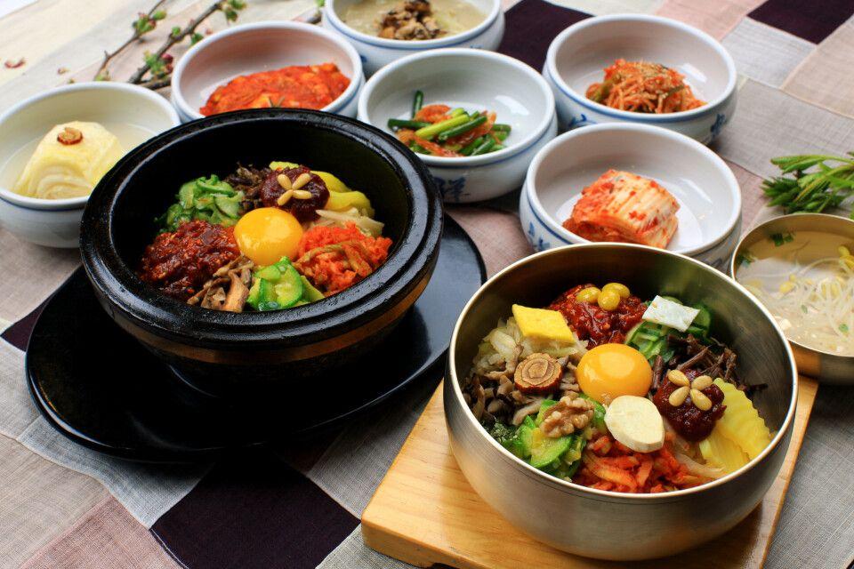 Koreas Nationalgericht: Bibimbab