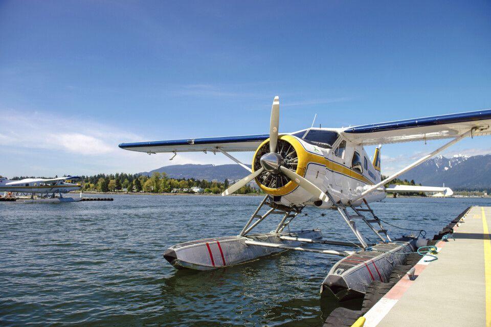 Wasserflugzeug vo Harbour Air