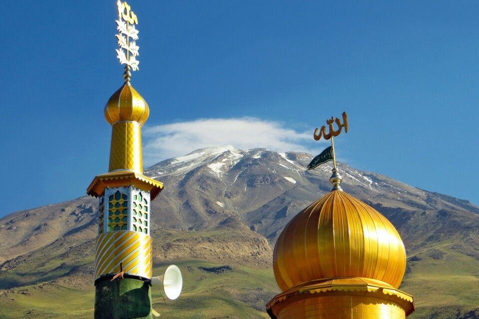Gousfandsarai Moschee am Basislager