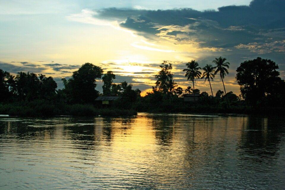 Die 4000 Inseln im Süden von Laos