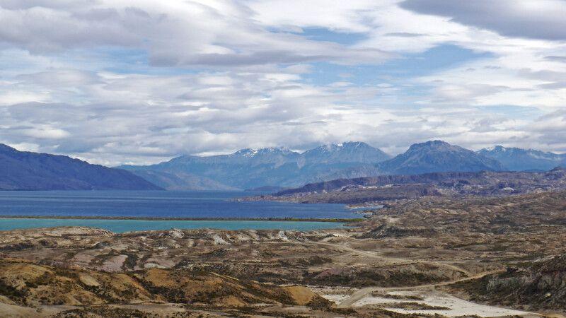 Lago Posadas © Diamir