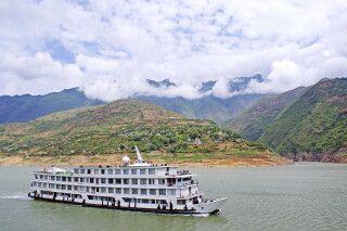Kreuzfahrt auf dem Yangtze