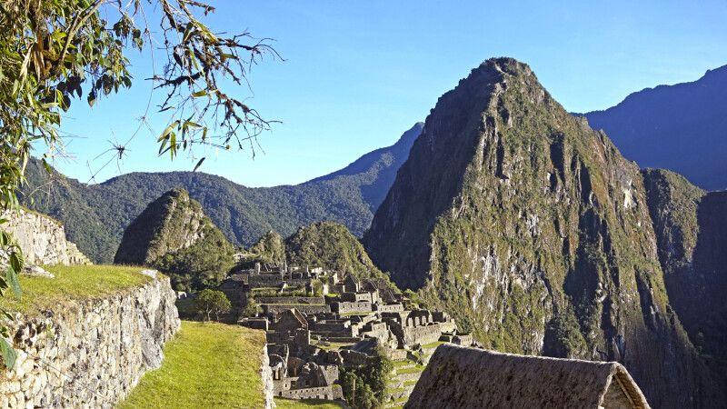 Msystische Inka-Stadt Machu Picchu © Diamir
