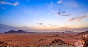 Auf dem Gelände des Elegant Desert Eco Camp