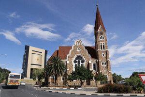 Windhoek - die Hauptstadt Namibias