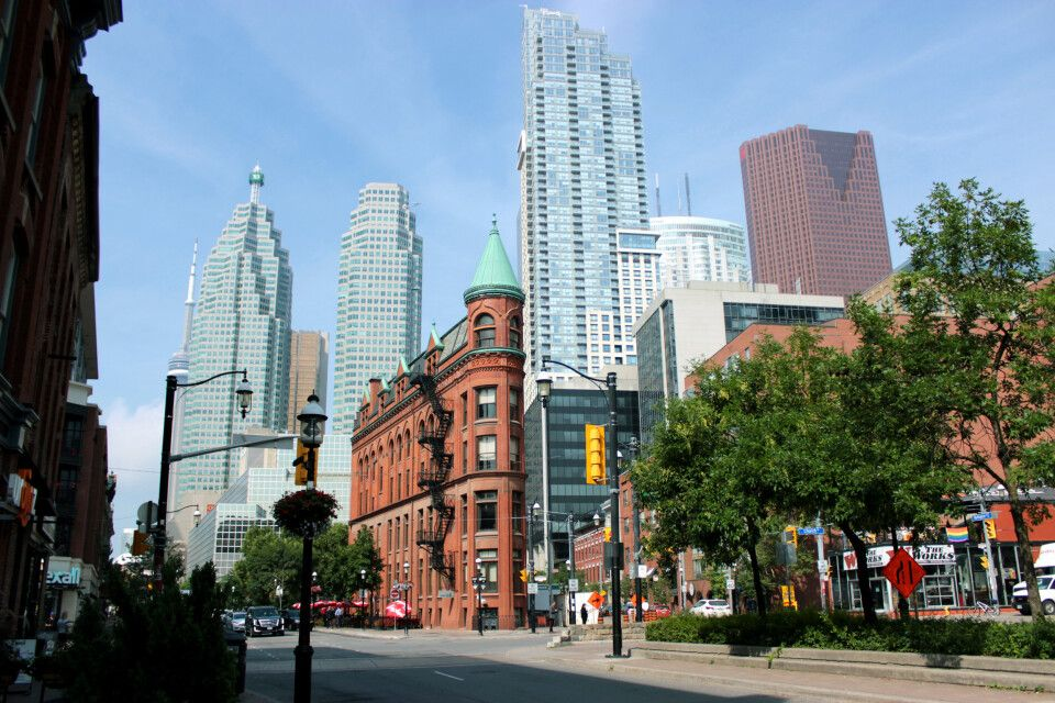 Gooderham Building, Toronto