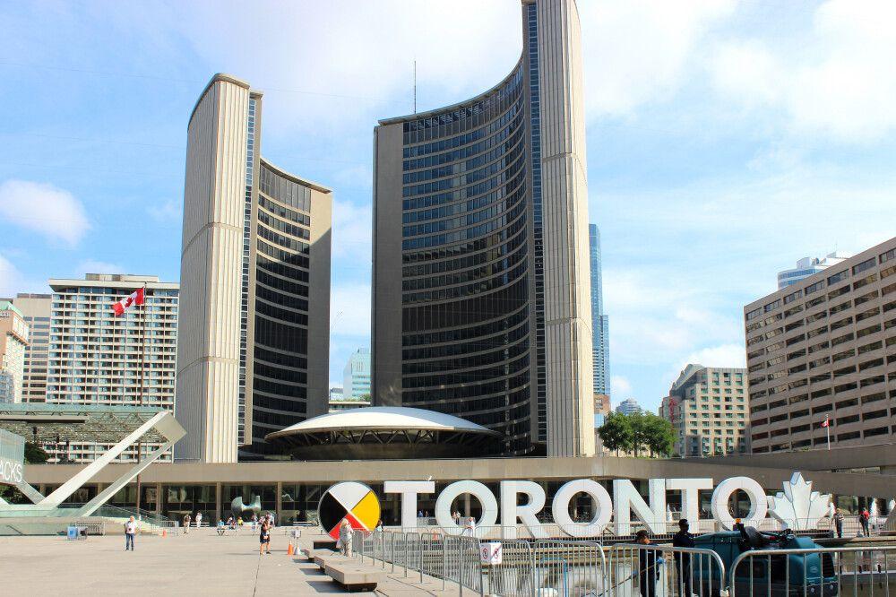 Rathaus, Toronto