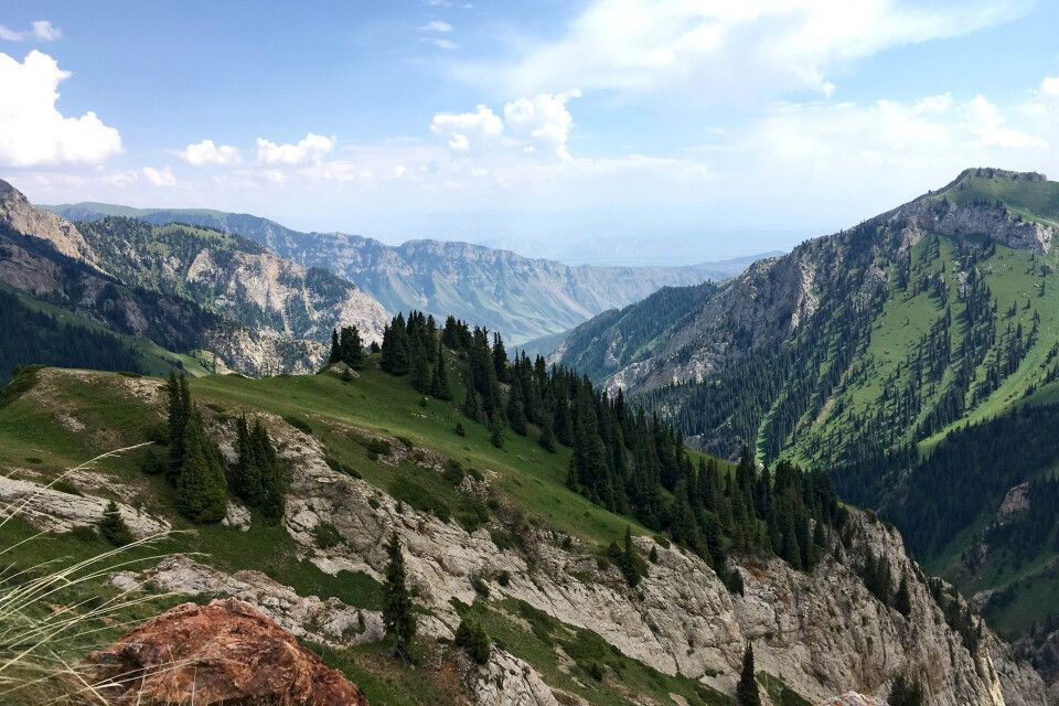 Moldo Ashuu Pass