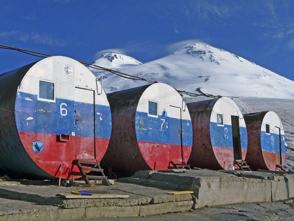 Botschkis im Elbrus BC