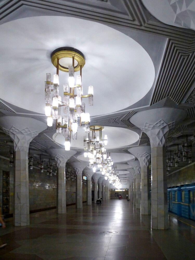 Taschkent, U-Bahn