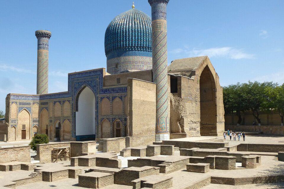 Samarkand, Gur Emir