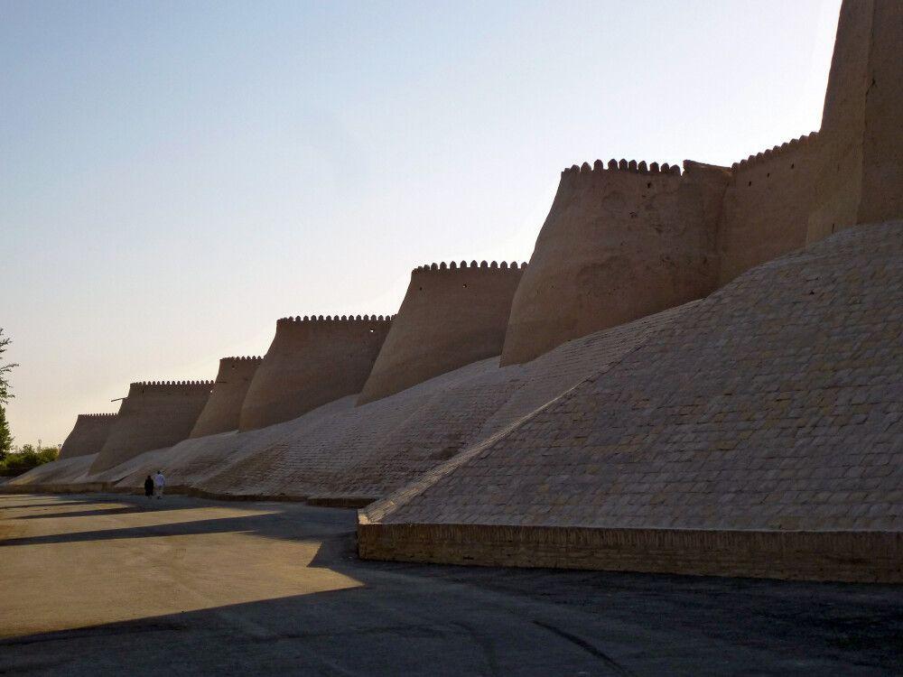 Stadtmauer Chiwa
